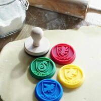 Kép 1/5 - HARRY POTTER - Sütipecsét, keksznyomda készlet BubbleStore