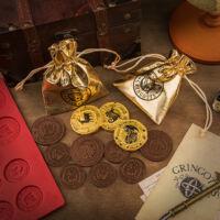 Kép 1/4 - HARRY POTTER - Gringotts csokiérme készítő szett BubbleStore