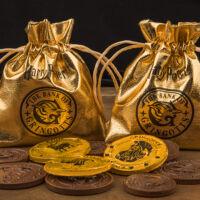 Kép 4/4 - HARRY POTTER - Gringotts csokiérme készítő szett BubbleStore