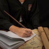 Kép 2/4 - HARRY POTTER - Harry Potter varázspálca toll BubbleStore