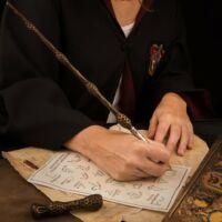 Kép 2/5 - HARRY POTTER - Dumbledore varázspálca toll BubbleStore
