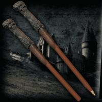 Kép 1/2 - HARRY POTTER - Harry Potter varázspálca toll és könyvjelző BubbleStore