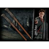 Kép 2/2 - HARRY POTTER - Harry Potter varázspálca toll és könyvjelző BubbleStore