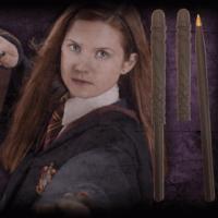 Kép 1/2 - HARRY POTTER - Ginny Weasley varázspálca toll és könyvjelző BubbleStore