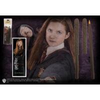 Kép 2/2 - HARRY POTTER - Ginny Weasley varázspálca toll és könyvjelző BubbleStore