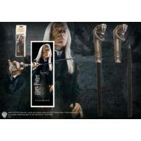 Kép 2/2 - HARRY POTTER - Lucius Malfoy varázspálca toll és könyvjelző BubbleStore
