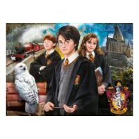 Kép 1/3 - Clementoni - Harry Potter puzzle bőröndben - 1000 db BubbleStore