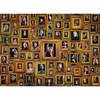 Kép 1/2 - Clementoni - Harry Potter lehetetlen puzzle - 1000 db BubbleStore