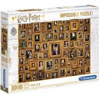 Kép 2/2 - Clementoni - Harry Potter lehetetlen puzzle - 1000 db BubbleStore