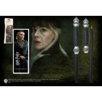 Kép 2/2 - HARRY POTTER - Narcissa Malfoy varázspálca toll és könyvjelző