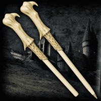 Kép 1/2 - HARRY POTTER - Lord Voldemort varázspálca toll és könyvjelző