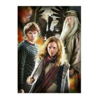 Kép 4/5 - Clementoni - Harry Potter multi-puzzle - 3 x 1000 darab BubbleStore