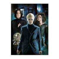Kép 5/5 - Clementoni - Harry Potter multi-puzzle - 3 x 1000 darab BubbleStore