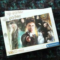 Kép 1/3 - Clementoni - Harry Potter puzzle - 500 darab BubbleStore