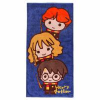 Kép 1/2 - Harry Potter szereplők strandtörölköző BubbleStore