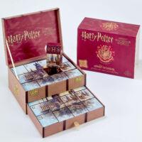 Kép 2/7 - Harry Potter - Ékszerdoboz és Adventi naptár 2021 BubbleStore
