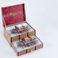 Kép 3/7 - Harry Potter - Ékszerdoboz és Adventi naptár 2021 BubbleStore