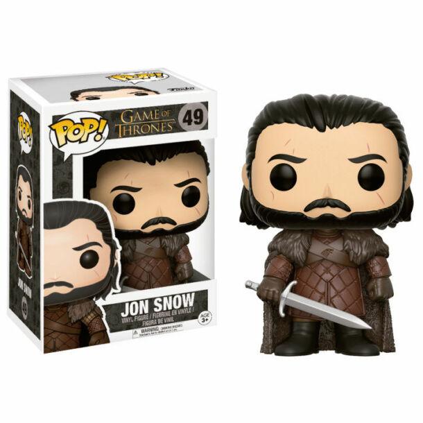 Trónok harca - Jon Snow FunkoPop! figura