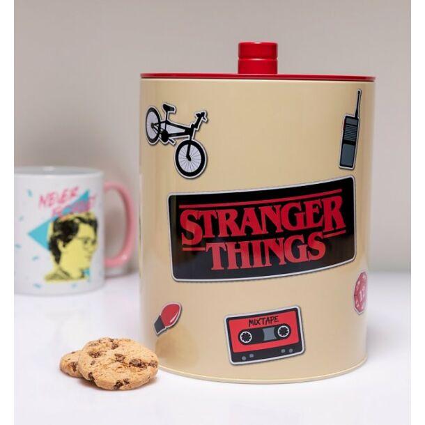 Stranger Things - retro keksz bödön