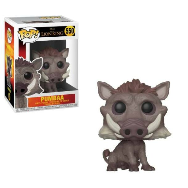 Pumbaa Oroszlánkirály FunkoPop! figura