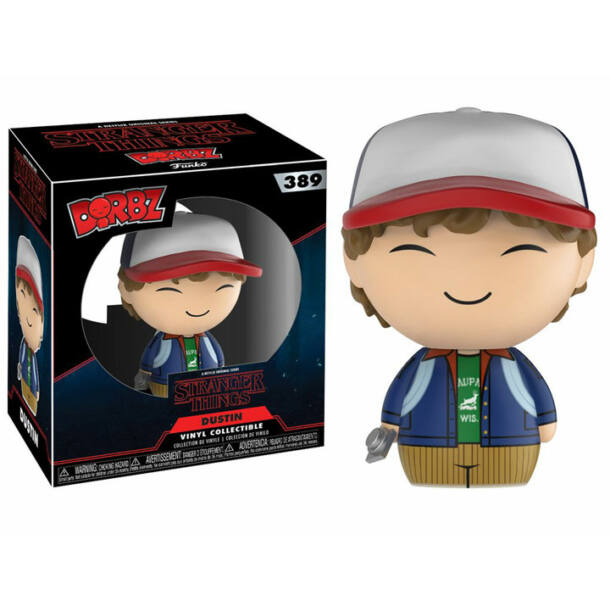 Stranger Things Dustin Dorbz figura