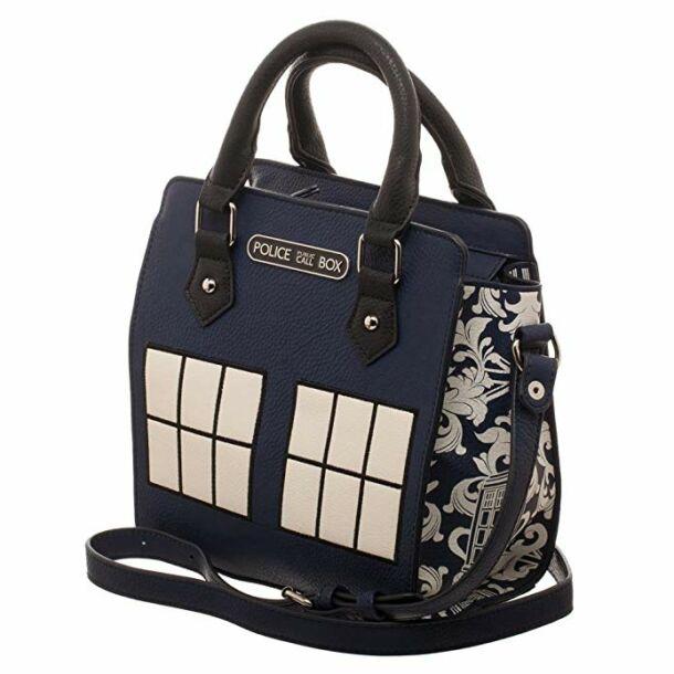 Tardis Doctor Who táska