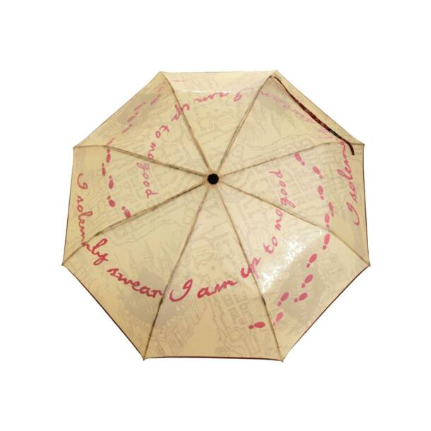 Tekergők térképe esernyő