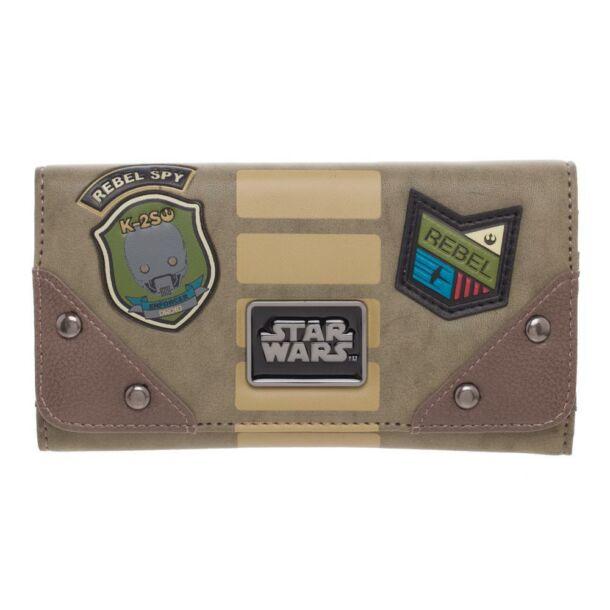 Star Wars: rogue one rebel pénztárca