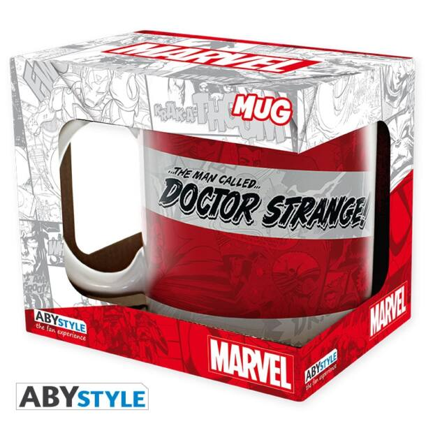 Marvel - Dr. Strange bögre