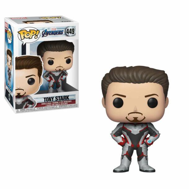 Tony Stark Endgame FunkoPop! figura
