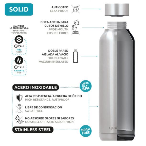 Márványkő termosz - 630 ml