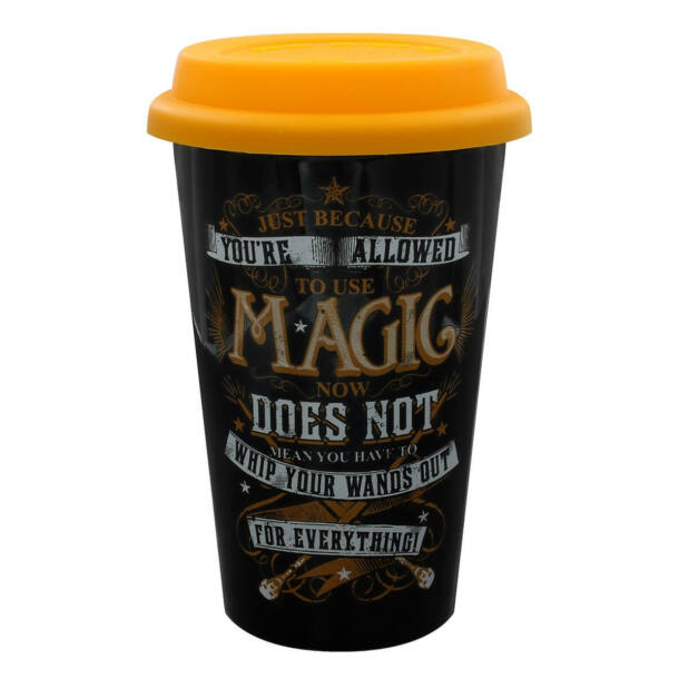 Varázslat - Harry Potter utazó bögre