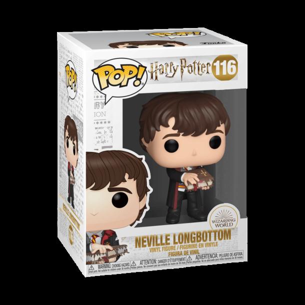 Neville és a szörny könyv FunkoPoP! figura
