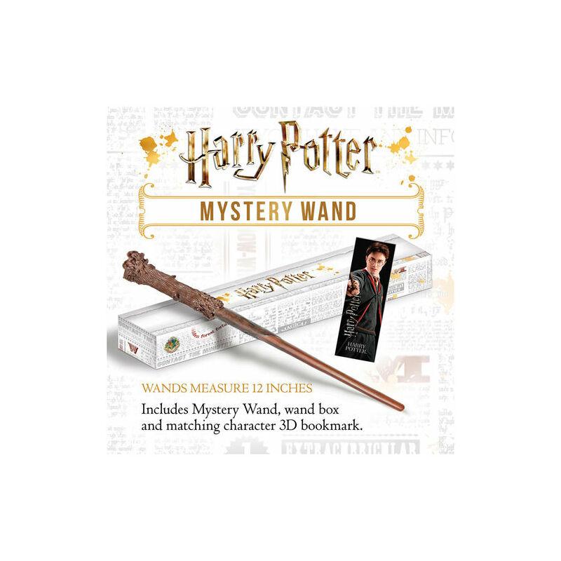 Harry Potter meglepetés varázspálca 1. széria BubbleStore