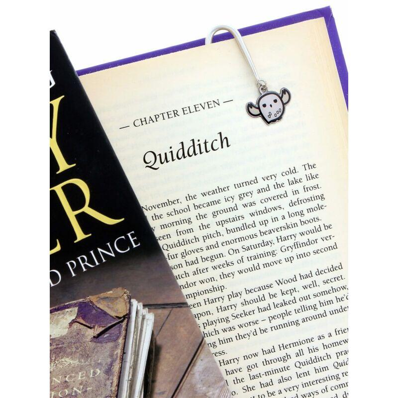 Harry Potter Hedvig fém könyvjelző
