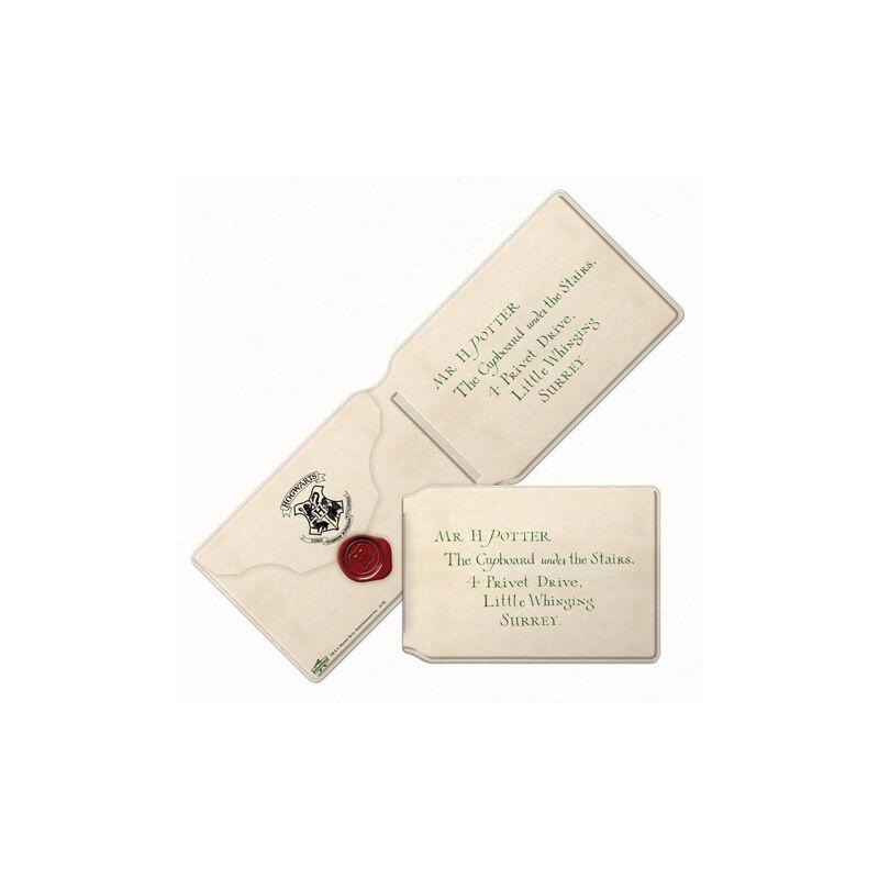 HARRY POTTER - Roxfort felvételi levél kártyatartó BubbleStore