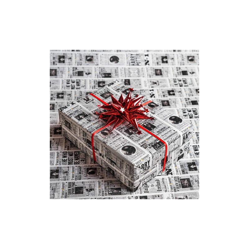 HARRY POTTER - Reggeli Próféta mintás csomagolópapír (MinaLima design) BubbleStore