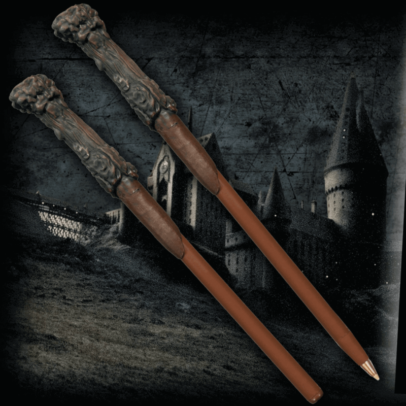 HARRY POTTER - Harry Potter varázspálca toll és könyvjelző BubbleStore
