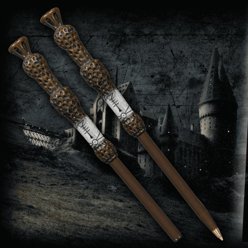 HARRY POTTER - Dumbledore varázspálca toll és könyvjelző BubbleStore