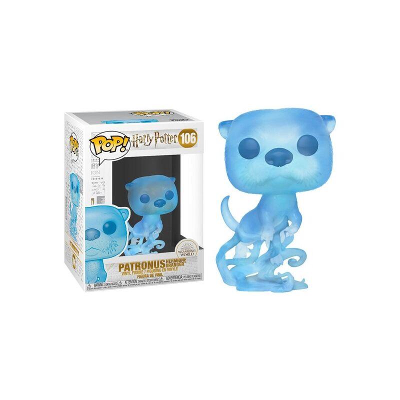 Hermione Granger Patrónus FunkoPoP! figura BubbleStore