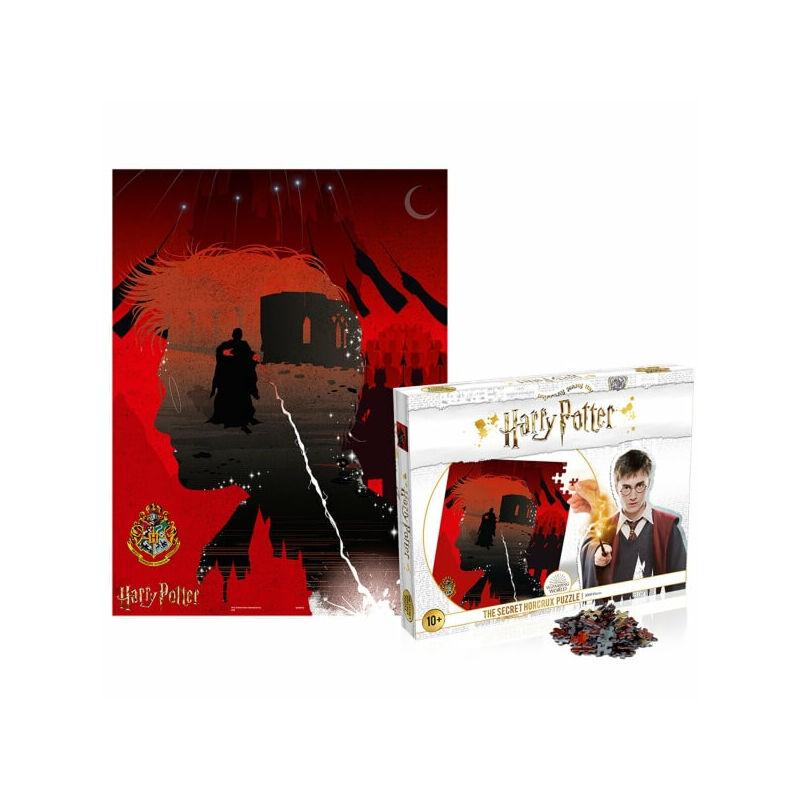 Winning moves - Harry Potter - Secret Horcrux puzzle - 1000 db BubbleStore