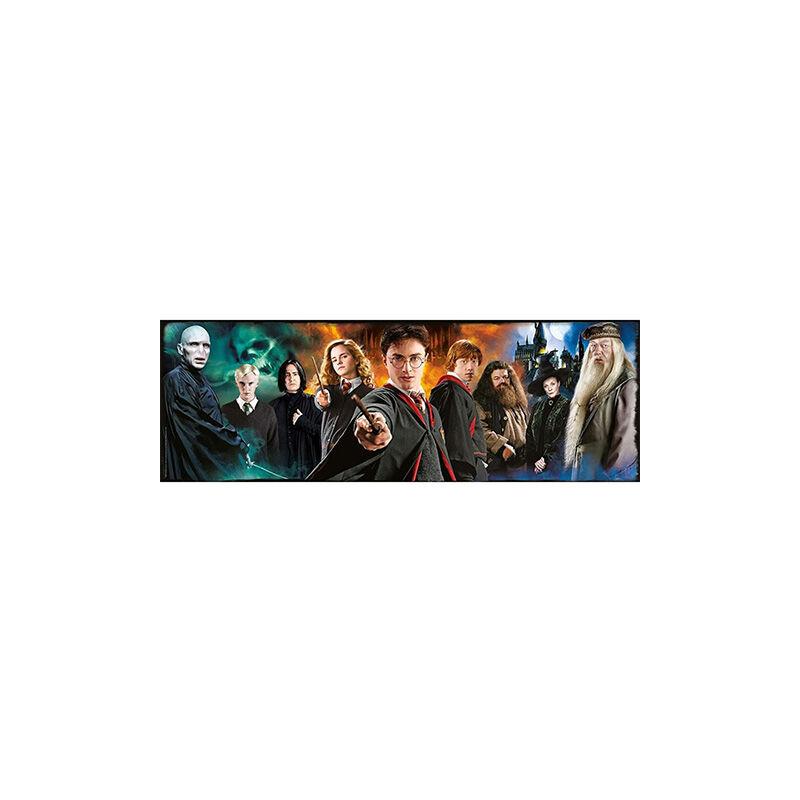 Clementoni - Harry Potter panoráma puzzle - 1000 db BubbleStore
