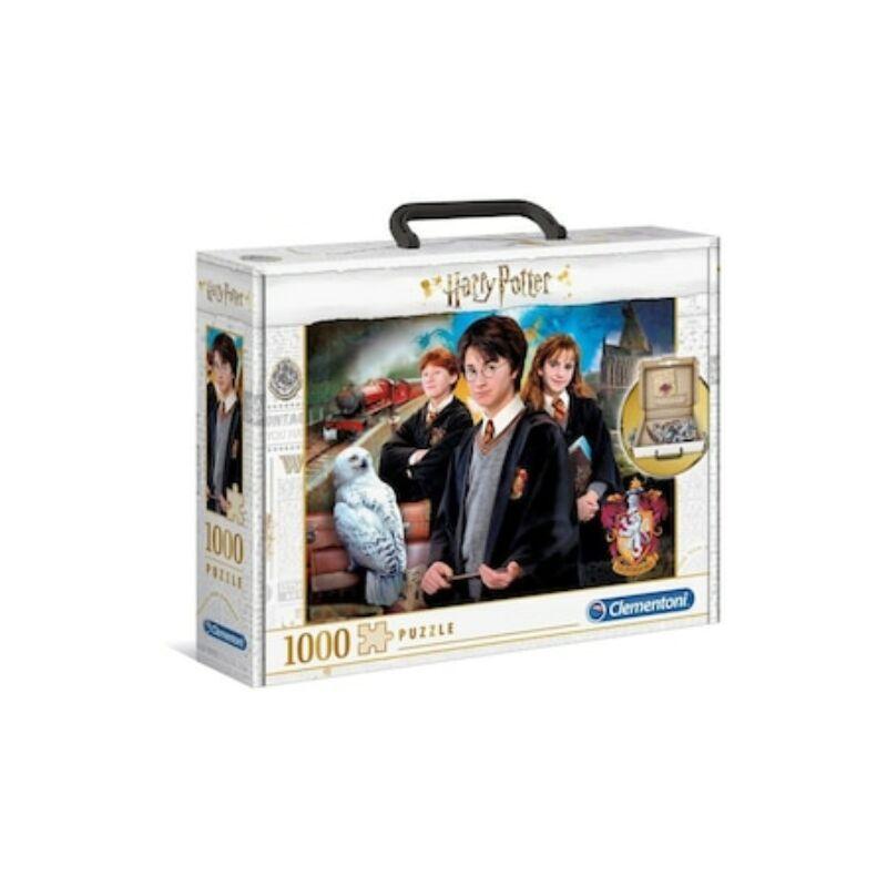 Clementoni - Harry Potter puzzle bőröndben - 1000 db BubbleStore