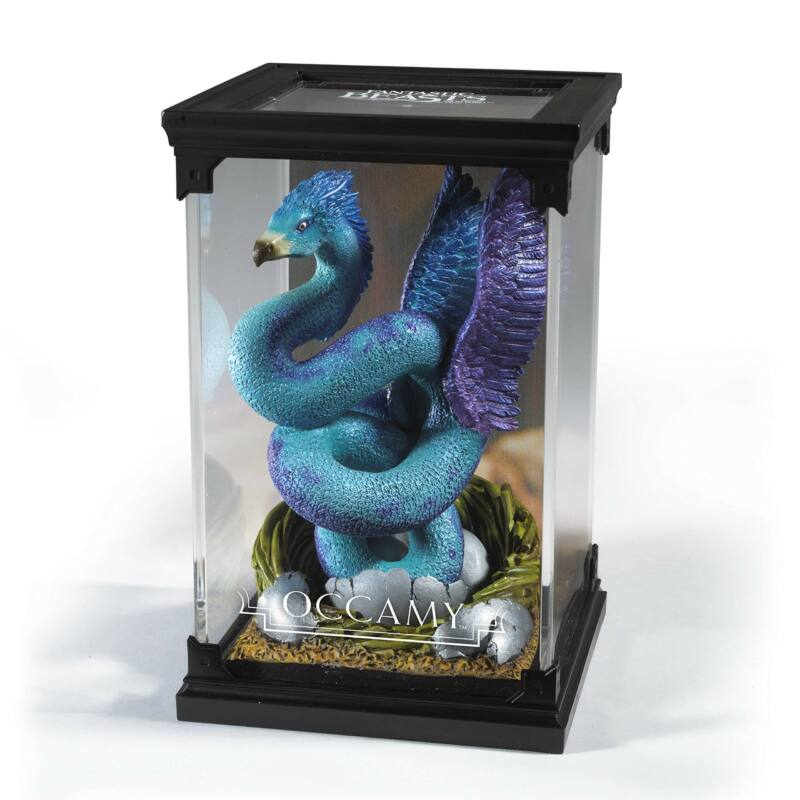 Mágikus lények - Okkami szobor BubbleStore