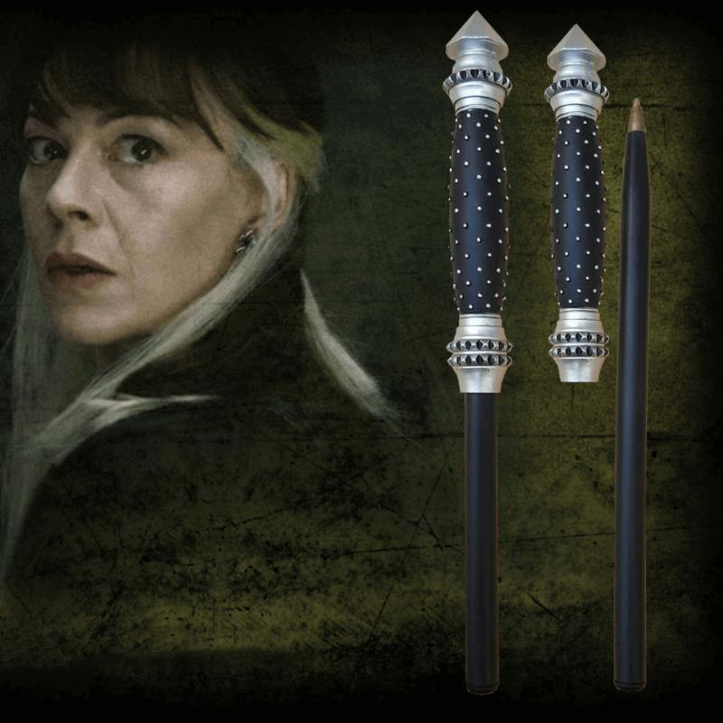 HARRY POTTER - Narcissa Malfoy varázspálca toll és könyvjelző