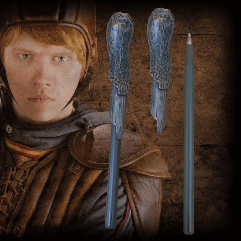 HARRY POTTER - Ron Weasley varázspálca toll és könyvjelző