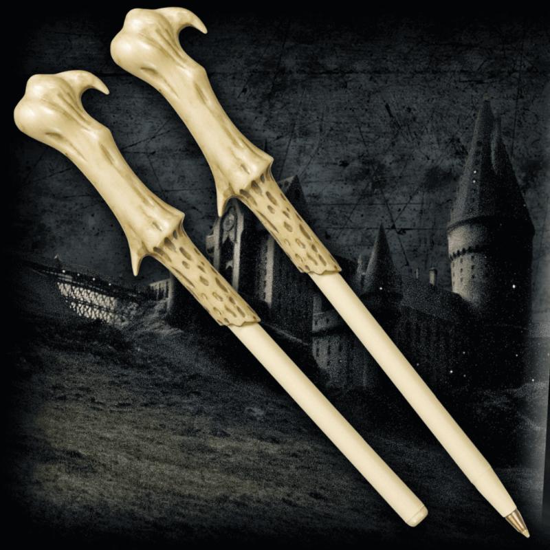 HARRY POTTER - Lord Voldemort varázspálca toll és könyvjelző