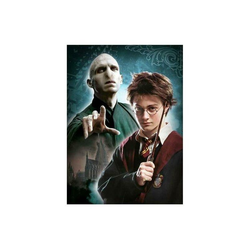 Clementoni - Harry Potter multi-puzzle - 3 x 1000 darab BubbleStore