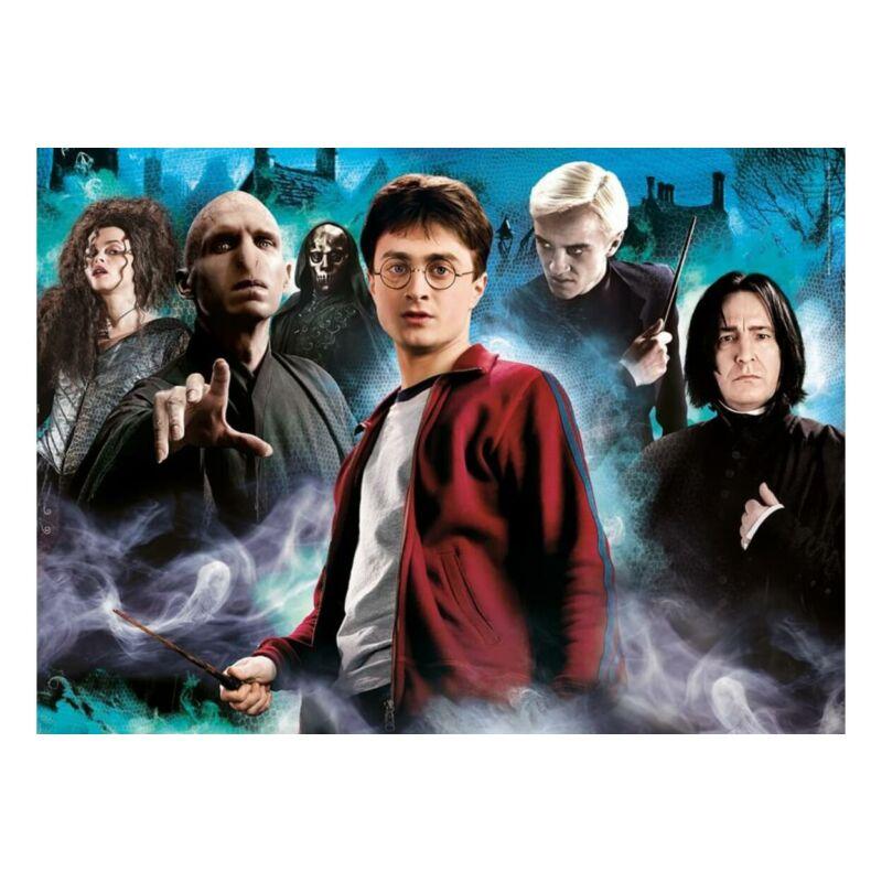 Clementoni - Harry Potter puzzle - 1000 darab BubbleStore
