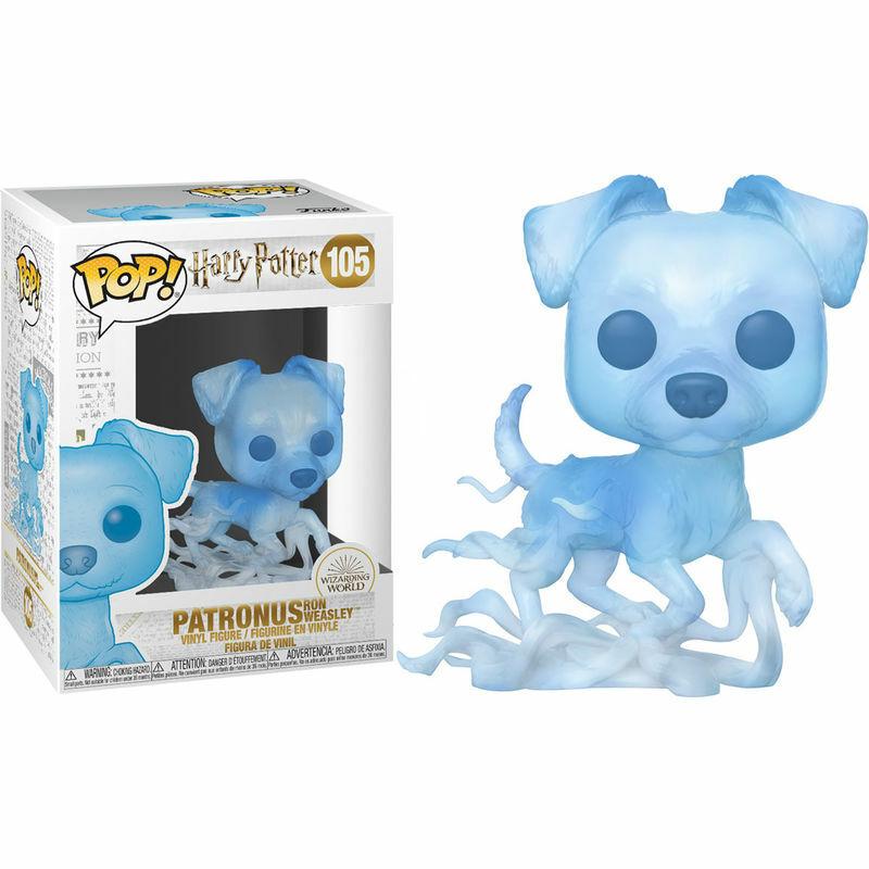 Ron Weasley Patrónus FunkoPoP! figura BubbleStore